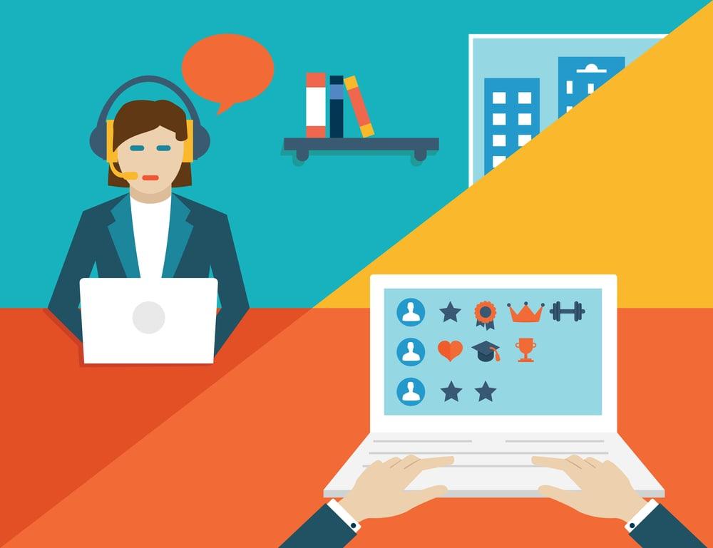 Un système de gestion de la relation client (CRM) pour optimiser l'expérience client